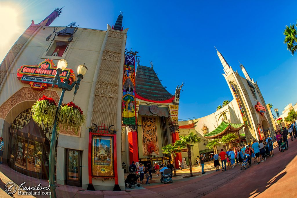Chinese Theatre at Disney's Hollywood Studios